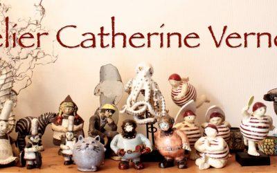 Présentation des exposants: l'Atelier Catherine Vernerie